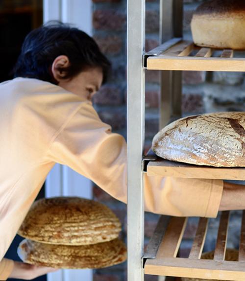 Moulin de Vencimont - La boulangerie, un goût superbe, un équilibre subtil